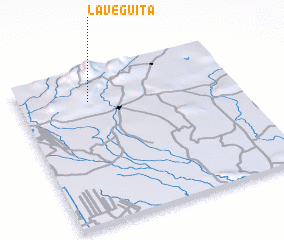 3d view of La Veguita