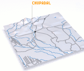 3d view of Chupadal