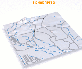 3d view of La Maporita