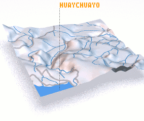 3d view of Huaychuayo