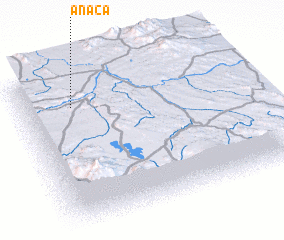 3d view of Anaca