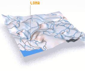 3d view of Loma