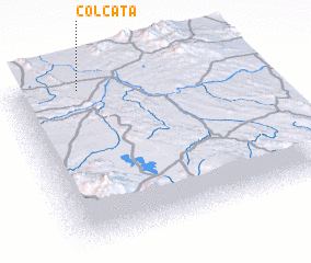 3d view of Colcata