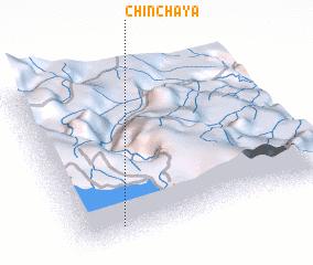 3d view of Chinchaya