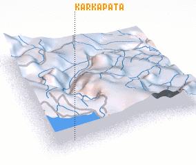 3d view of Karkapata