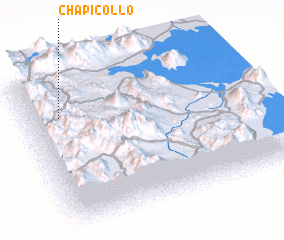 3d view of Chapicollo