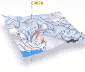3d view of Corpa