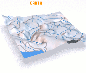 3d view of Canta