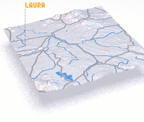 3d view of Laura