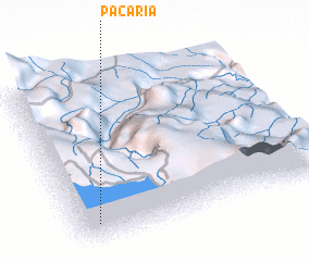 3d view of Pacaria
