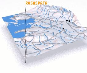 3d view of Rosaspata