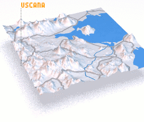 3d view of Uscana