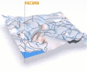 3d view of Pacama