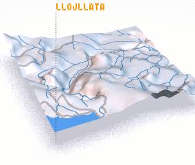 3d view of Llojllata