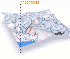 3d view of Ancoraimes