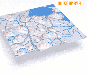 3d view of Kakenamaya