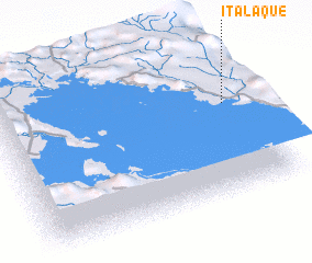 3d view of Italaque