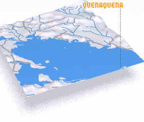 3d view of Quenaquena