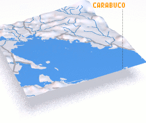 3d view of Carabuco
