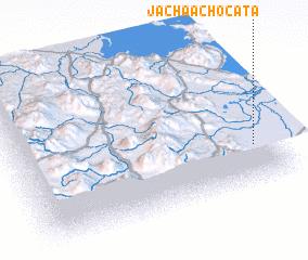 3d view of Jacha Achocata