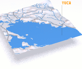 3d view of Yuca