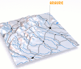 3d view of Araure