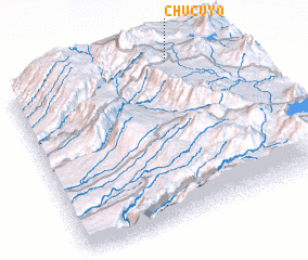 3d view of Chucuyo