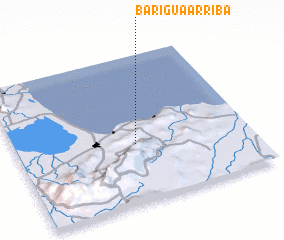 3d view of Barigua Arriba