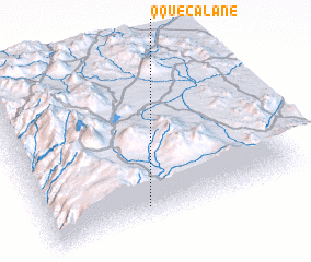 3d view of Qquecalane