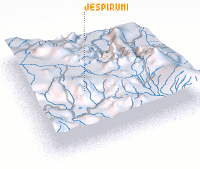 3d view of Jespirumi