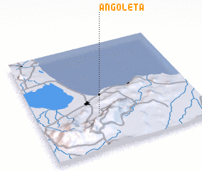 3d view of Angoleta