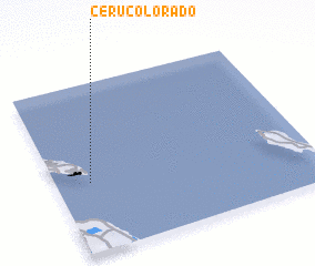 3d view of Ceru Colorado