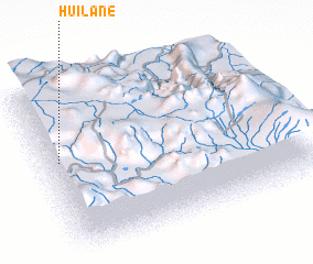 3d view of Huilane