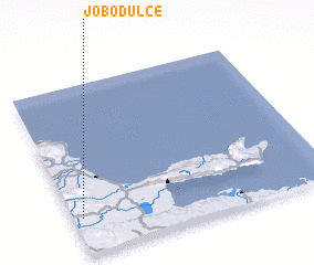 3d view of Jobo Dulce