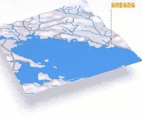 3d view of Ambaná