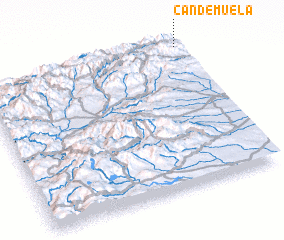 3d view of Candemuela