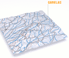 3d view of Gamelas