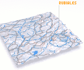 3d view of Rubiales