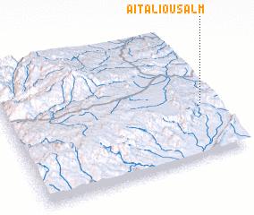 3d view of Aït Ali Ou Salm