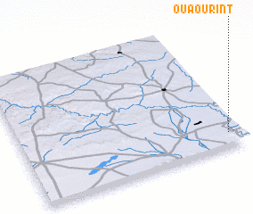 3d view of Ouaourint