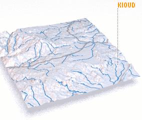 3d view of Kioud