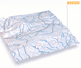 3d view of Aougni