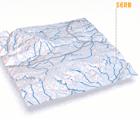 3d view of Serb