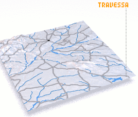 3d view of Travessa