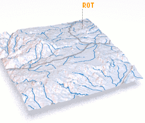 3d view of Rot