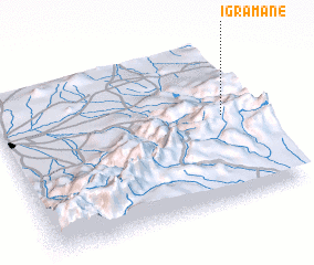 3d view of Igramane
