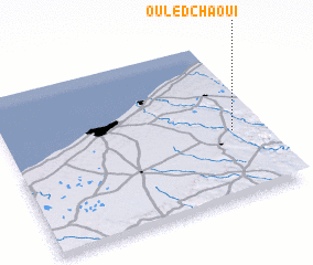 3d view of Ouled Chaoui