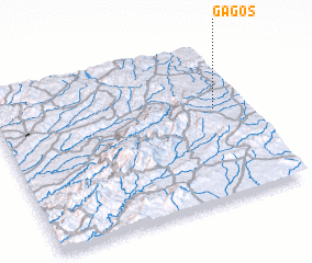 3d view of Gagos