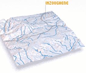 3d view of Imzoughene