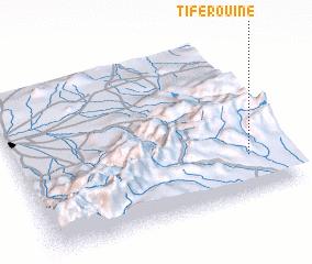 3d view of Tiferouine